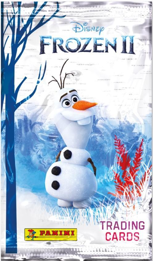 Disney Frozen 2 -keräilykortit 1/2020 Trading cards