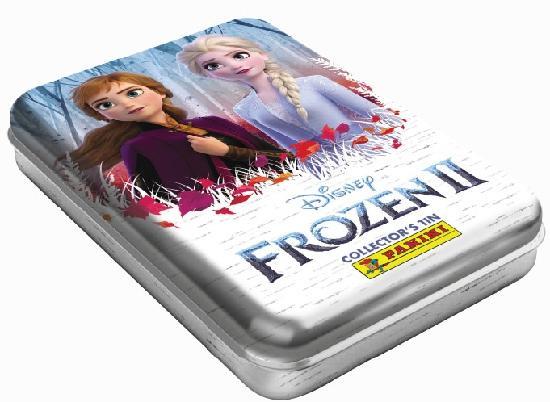 Disney Frozen 2 -Tasku Metallirasia (kortit) 1/2020 Trading Cards