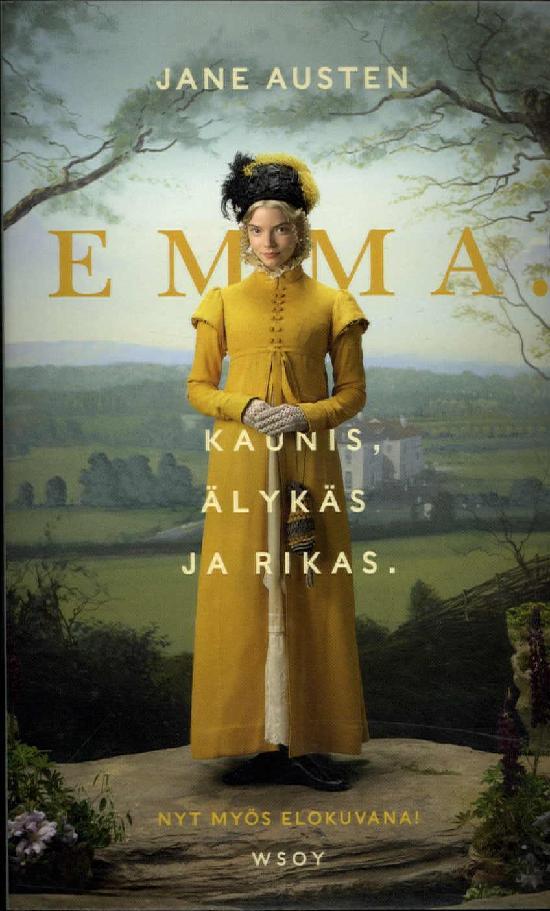 Austen, Jane: Emma (leffapokkari)