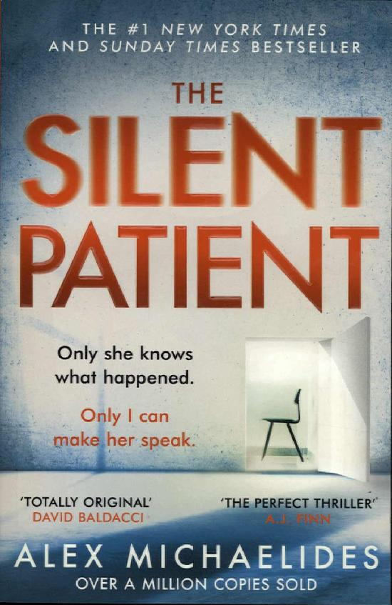 Michaelides, Alex: The Silent Patient
