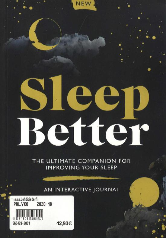 Sleep Better