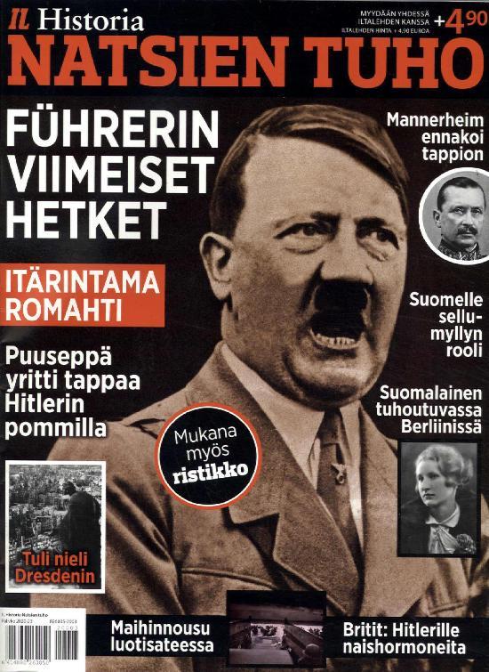 Iltalehti Teema Historia Natsien tuho