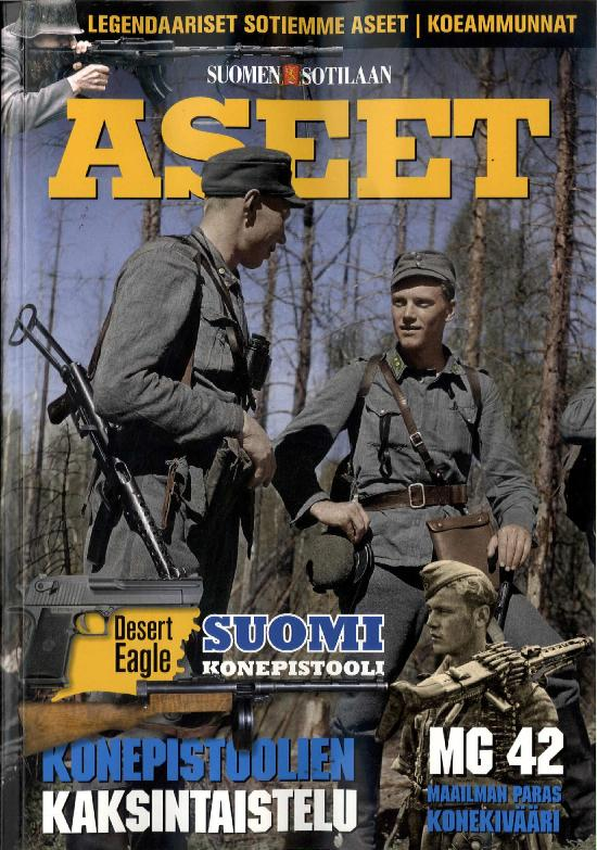 Suomen Sotilaan Aseet