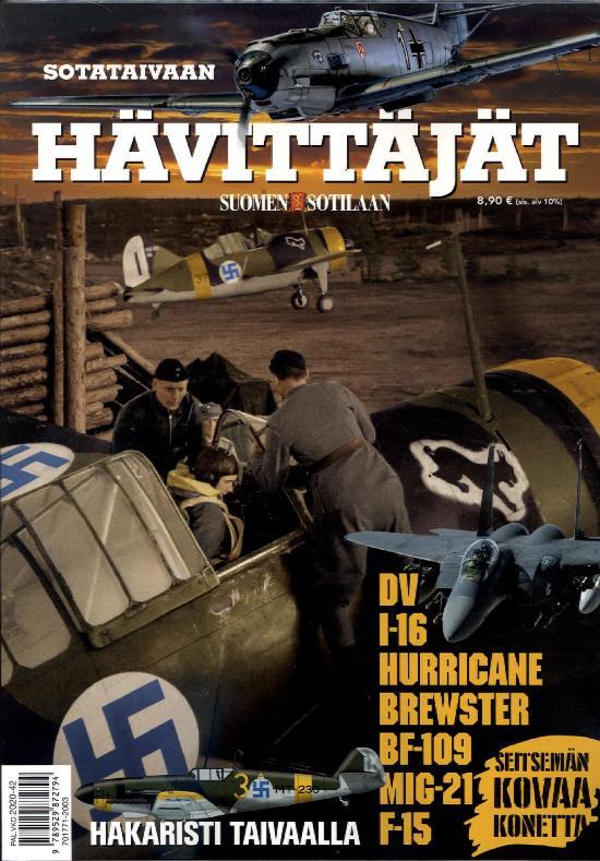 Suomen Sotilaan Hävittäjät
