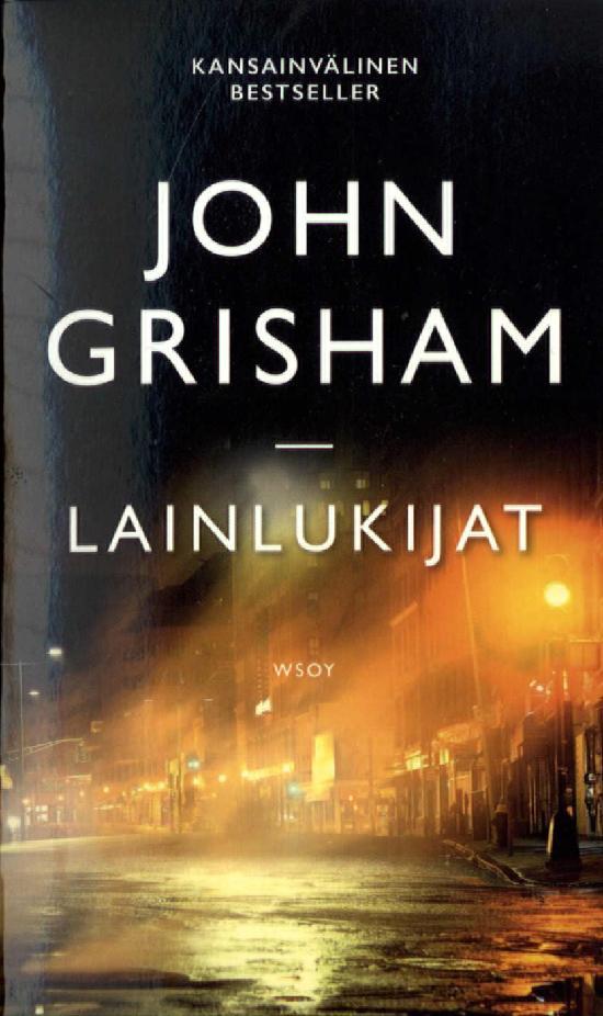 Grisham, John: Lainlukija