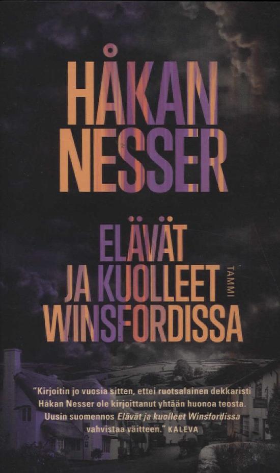 Nesser, Håkan: Elävät ja kuolleet Winsfordissa