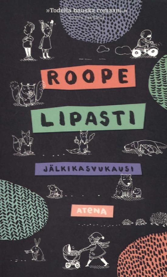 Lipasti, Roope: Jälkikasvukausi