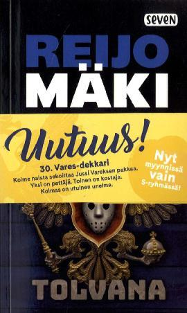 Mäki, Reijo: Tolvana
