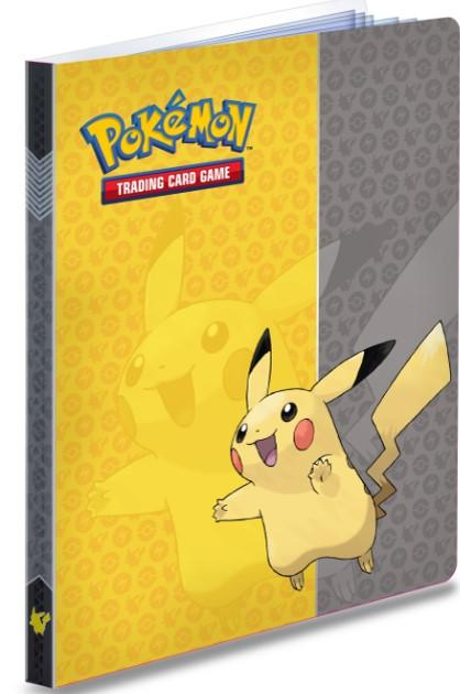 Pokemon 4-pocket Binder -keräilykansio 2001