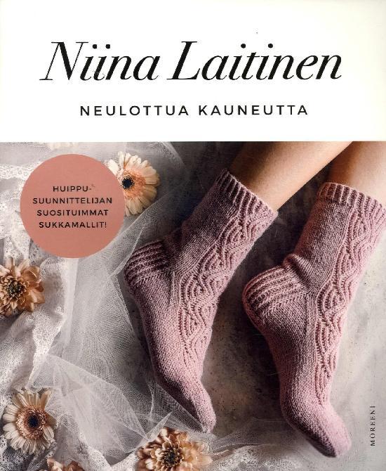 Neulottua kauneutta 1/2020 Huippusuunnittelijan suosituimmat sukkamallit!