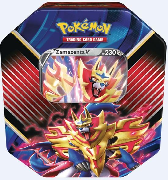 Pokemon Legends of Galar Tin -rasia 1/2020