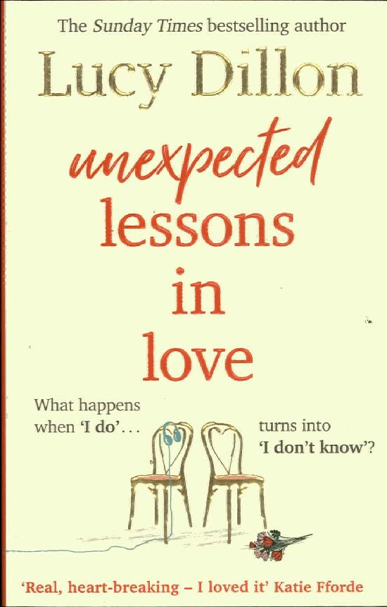 Dillon, Lucy: Unexpected Lessons in Love