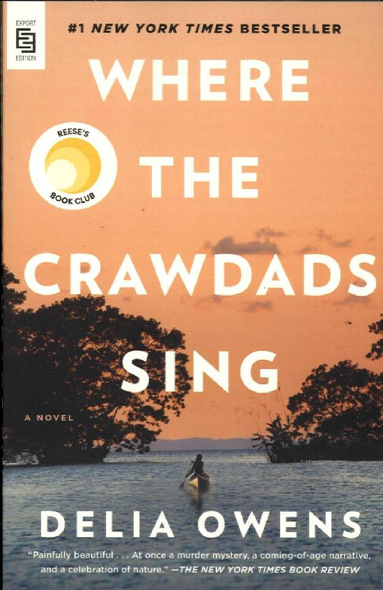 Owens, Delia: Where the Crawdads Sing