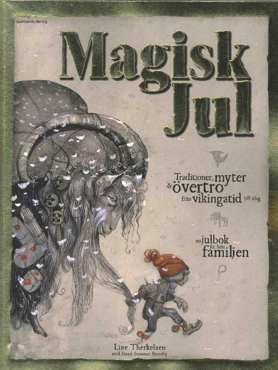 Spännande Läsning Magisk jul 2020 Traditioner, myter & övertro