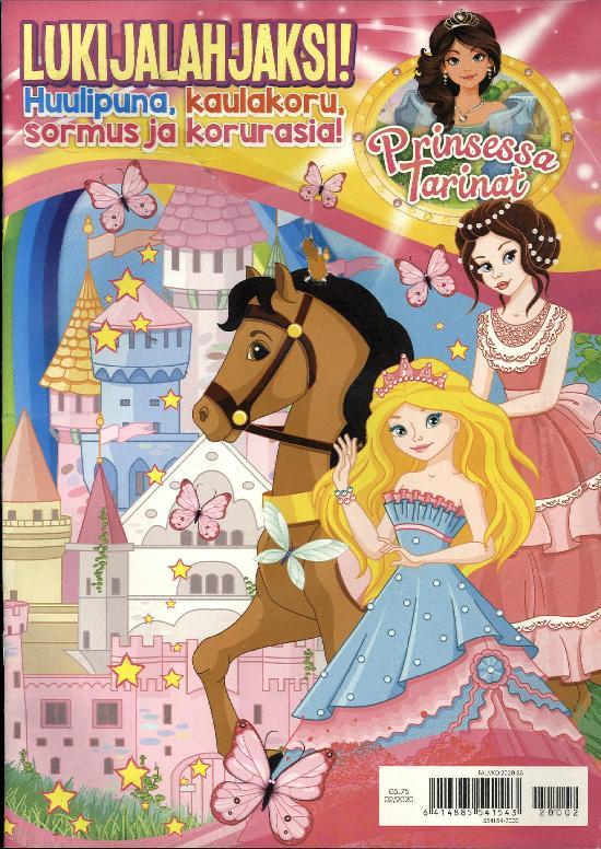 Prinsessa Tarinat 02/2020
