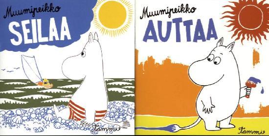 Lasten suosikit minikirjat 2003