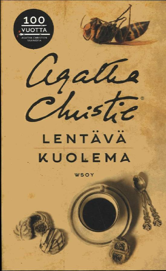 Christie, Agatha: Lentävä kuolema