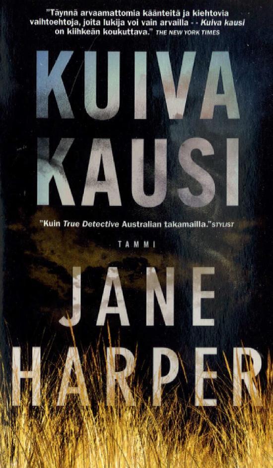 Harper, Jane: Kuiva Kausi