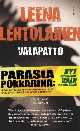 Lehtolainen, Leena: Valapatto