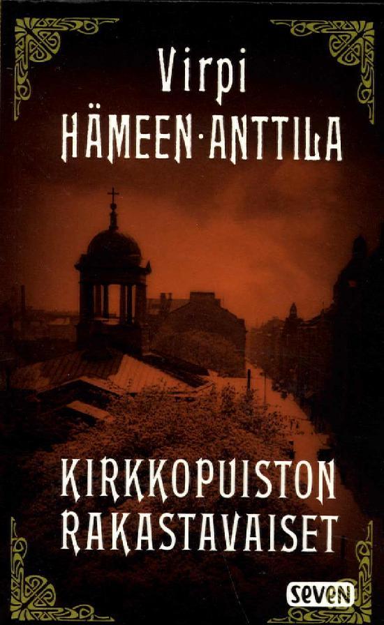 Hämeen-Anttila, Virpi: Kirkkopuiston rakastavaiset