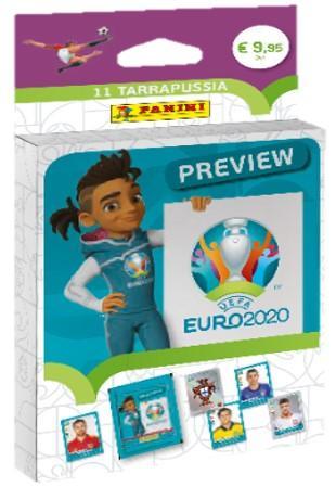 Euro 2020 Preview -11 tarrapaketin laatikko 1/2020