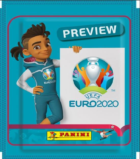 Euro 2020 Preview -keräilytarrat 1/2020