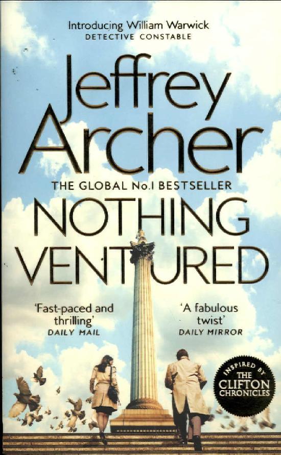 Archer, Jeffrey: Nothing Ventured