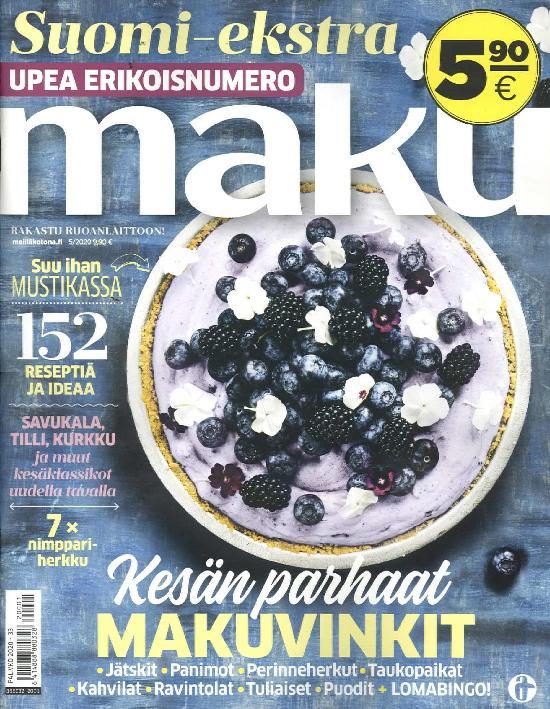 Maku Suomi-Ekstra Upea erikoisnumero