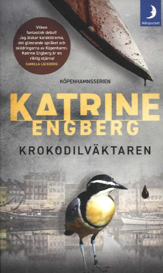 Engberg, Katrine: Krokodilväktaren