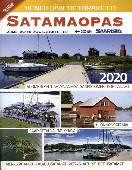 Saaristouutiset Satamaopas Veneilijän tietopaketti