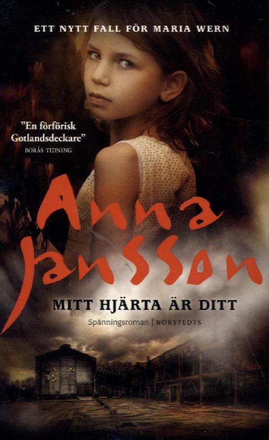 Jansson, Anna: Mitt hjärta är ditt