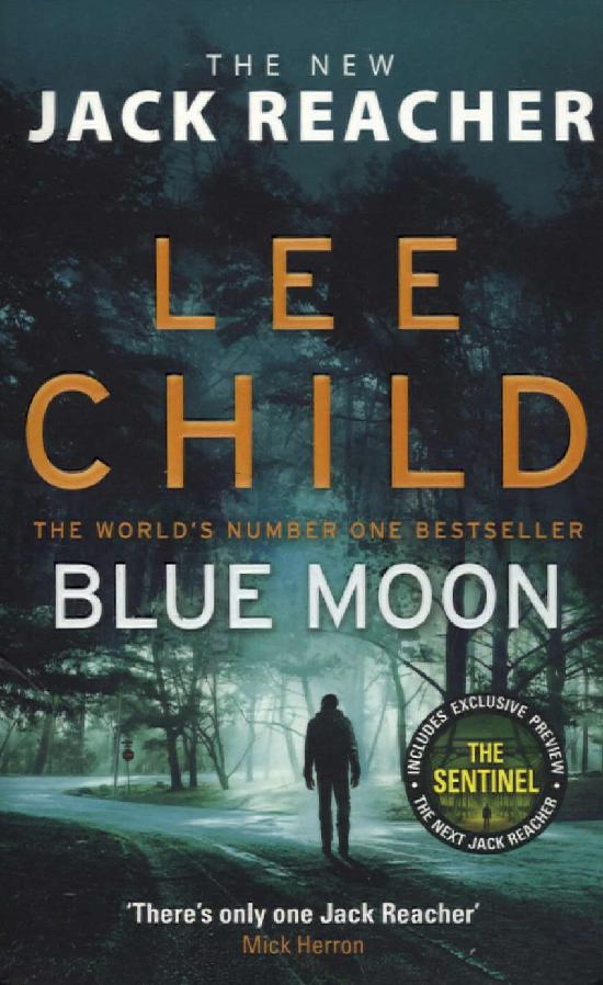 Child, Lee: Blue Moon