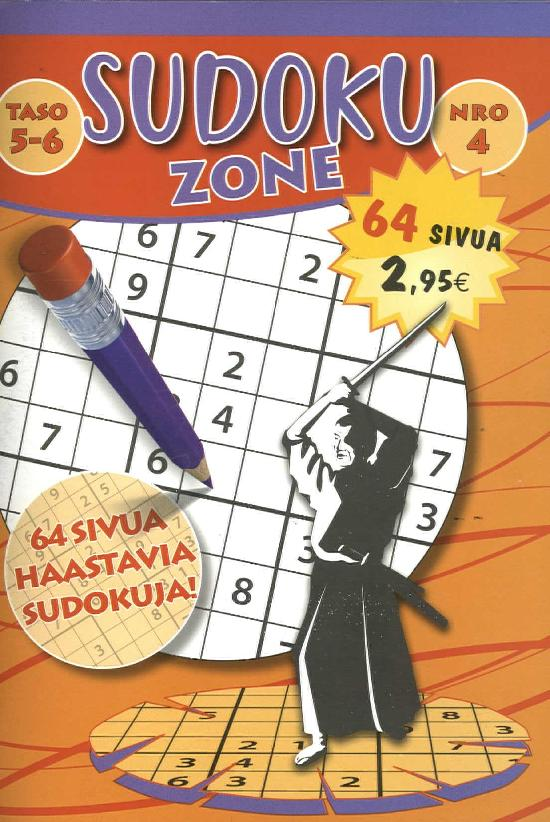 Sudoku Zone (suom.) NRO 4 2020