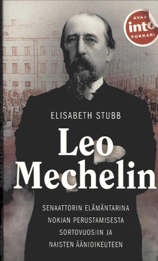 Stubb, Elisabeth: Leo Mechelin