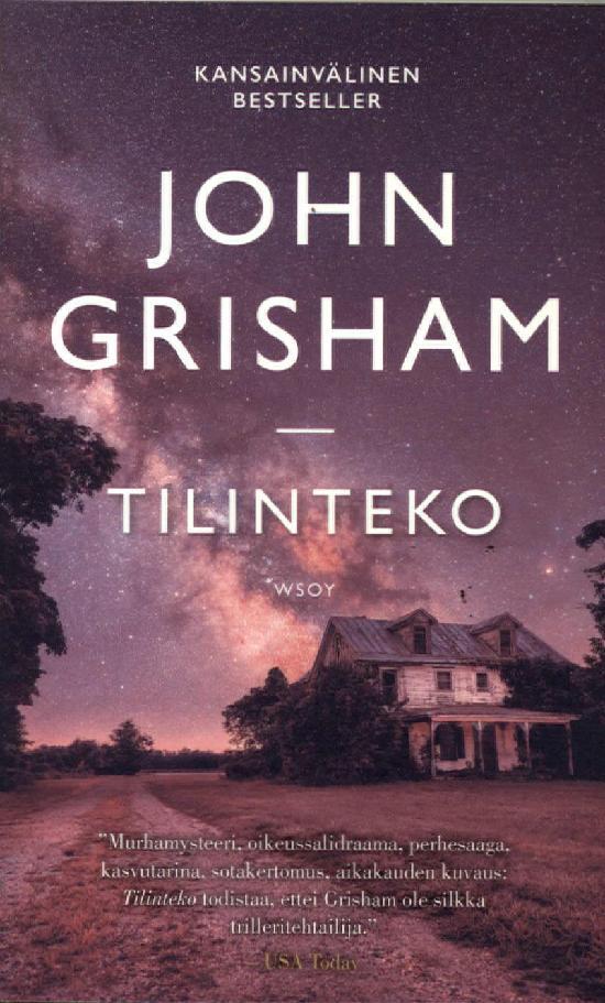 Grisham, John: Tilinteko
