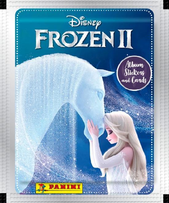Disney Frozen 2 Crystal -keräilytarrat 1/2020