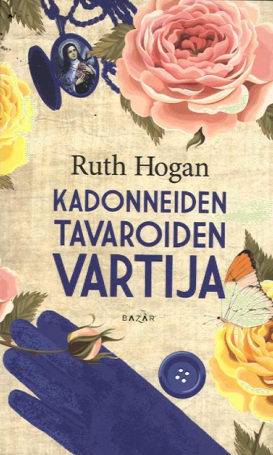 Hogan, Ruth: Kadonneiden tavaroiden vartija