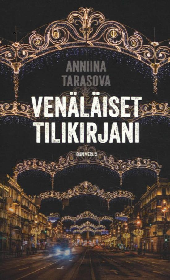 Tarasova, Anniina: Venäläiset tilikirjani