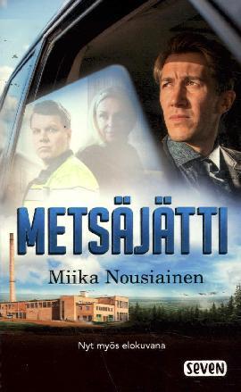 Nousiainen, Miika: Metsäjätti (elokuvakansi)