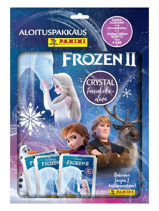 Disney Frozen 2 Crystal -aloituspakkaus (tarrat) 1/2020