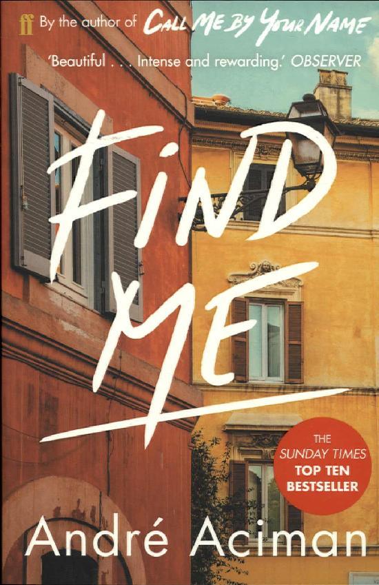 Aciman, Andre: Find Me