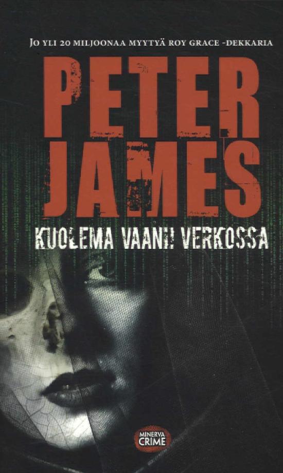 James, Peter: Kuolema vaanii verkossa