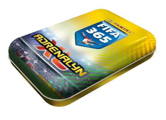 Panini FIFA 365 Adrenalyn XL tasku metallirasia 1/2021
