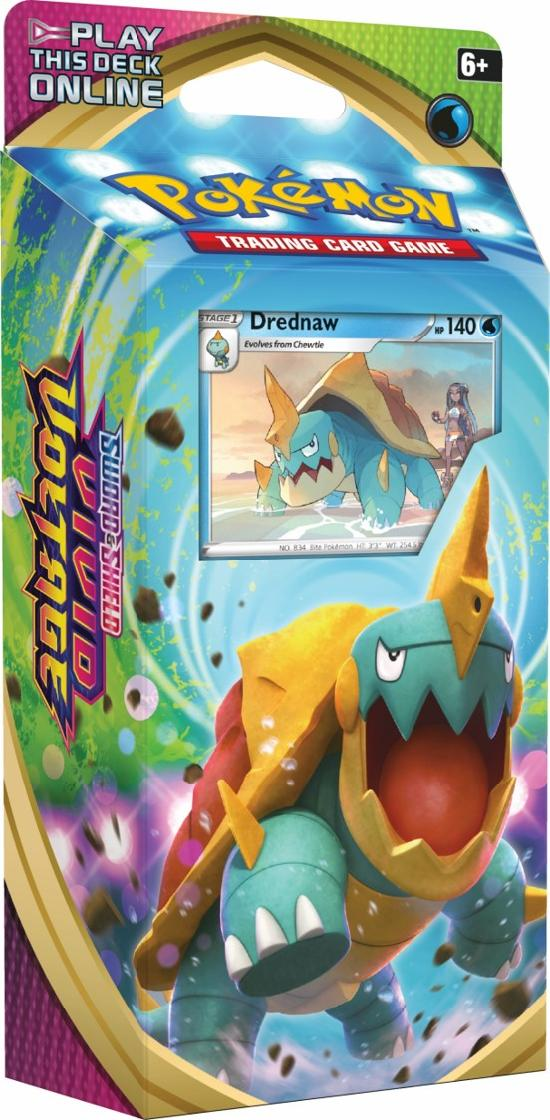 Pokemon Sword & Shield Vivid Voltage -teemapakka 1/2020