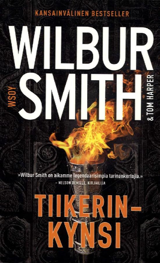 Smith, Wilbur: Tiikerinkynsi
