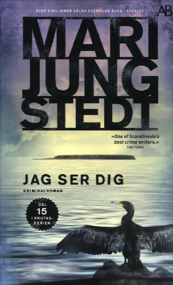 Jungstedt, Mari: Jag ser dig