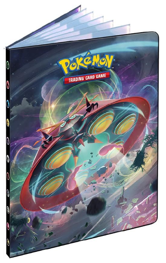 Pokemon 9-pocket Binder -keräilykansio Sword & Shield Vivid Voltage