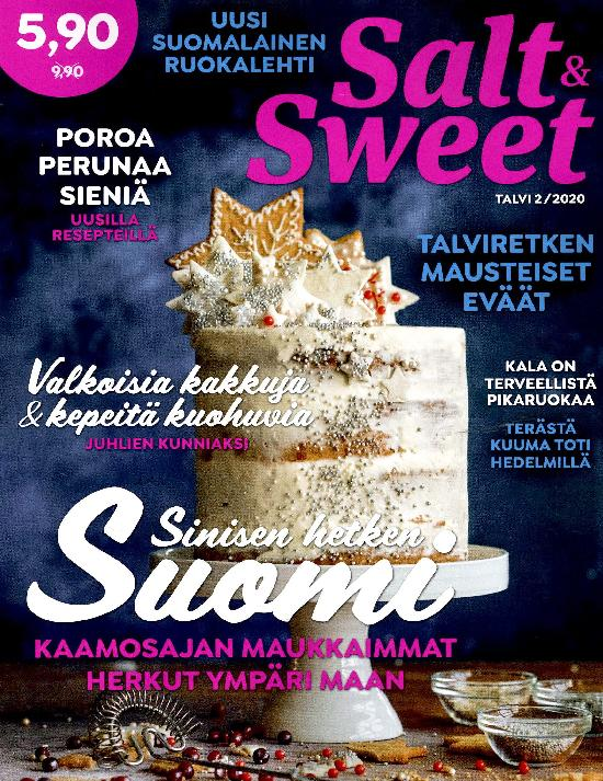 Salt & Sweet TALVI 2/2020