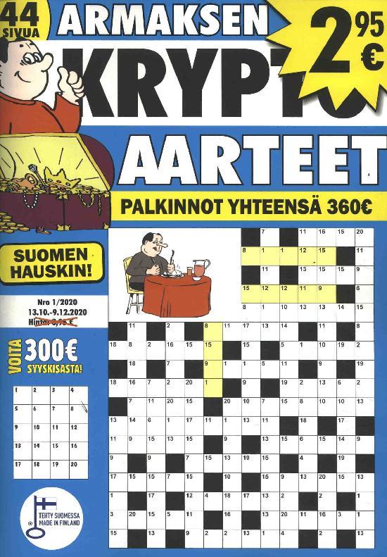 Armaksen Krypro Aarteet