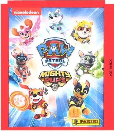Paw Patrol Mighty Pups -keräilytarrat